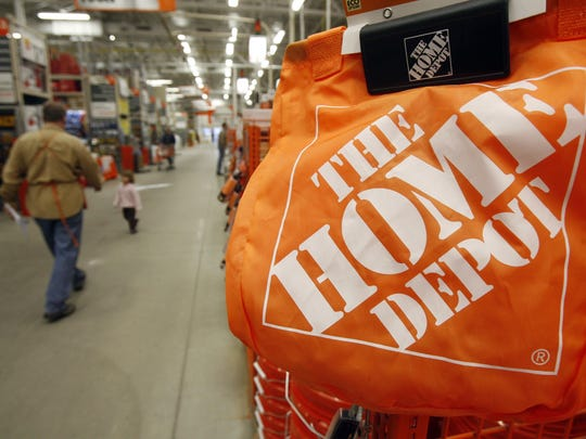 Active-duty military and veterans are eligible for Hone Depot's military discount on Memorial Day.
