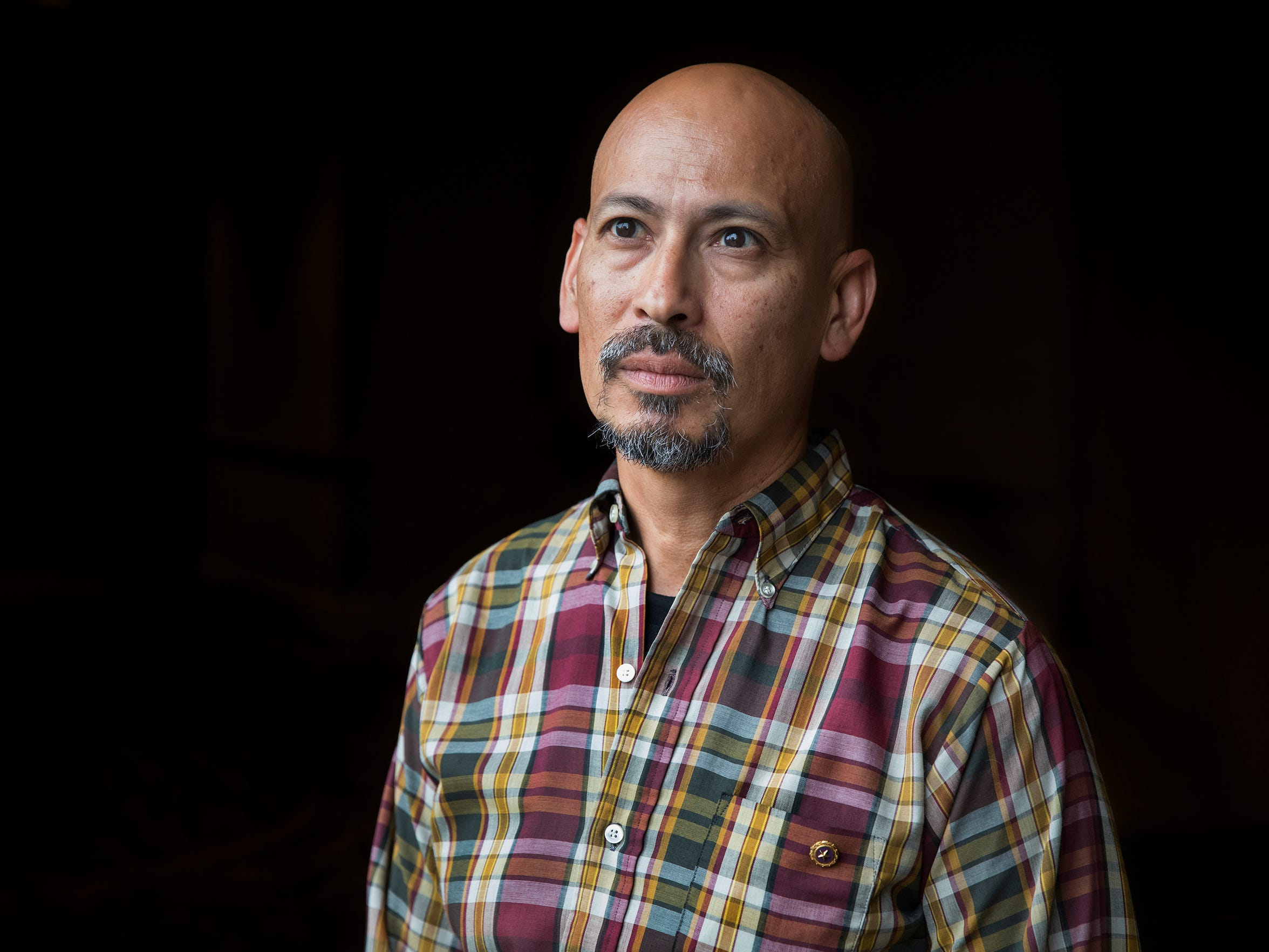 Ron Reyes lost his father in during the Vietnam War. Reyes is part of the 2 Sides Project, which has made a film about the children of soldiers killed in action on both sides of the war.