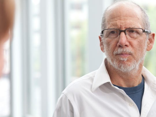 """Bert Vogelstein is co-director of the Ludwig Center at the Johns Hopkins Kimmel Cancer Center and member of the Bloomberg-Kimmel Institute. """"This treatment might keep some of them in remission for a long time,"""" he said."""