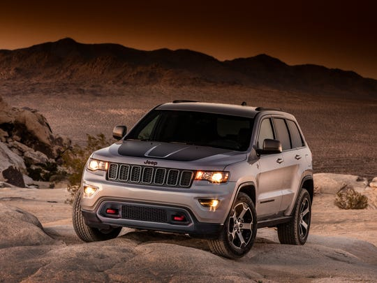 Fiat Chrysler sales fell 1 percent in May compared