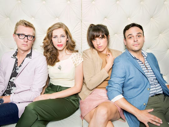 Lake Street Dive returns to Vermont for a show Friday