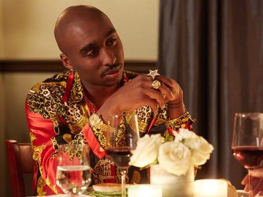 Demetrius Shipp Jr. stars in the Tupac Shakur biopic