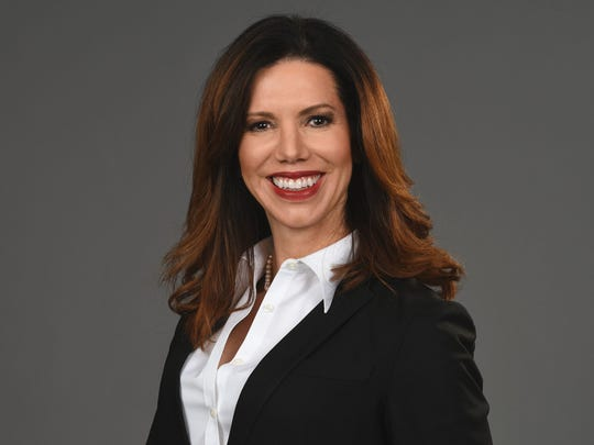 UNLV athletic director Desiree Reed-Francois