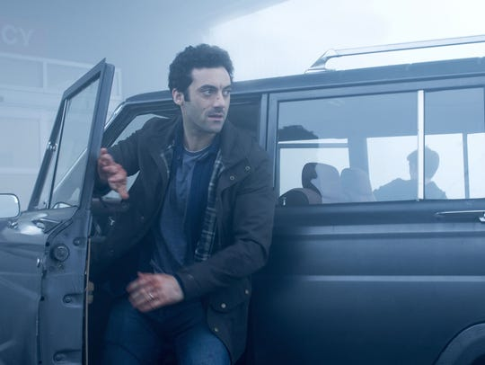 Kevin Copeland (Morgan Spector) in 'The Mist.'