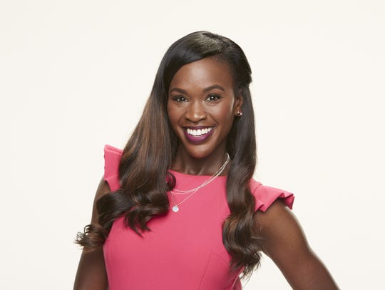 Dominique Cooper is a University of Tennessee alumna