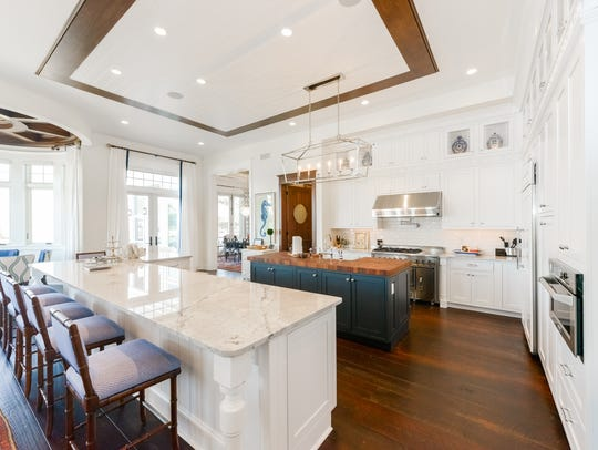 A look inside the Schell Home on Blackpool Road, which