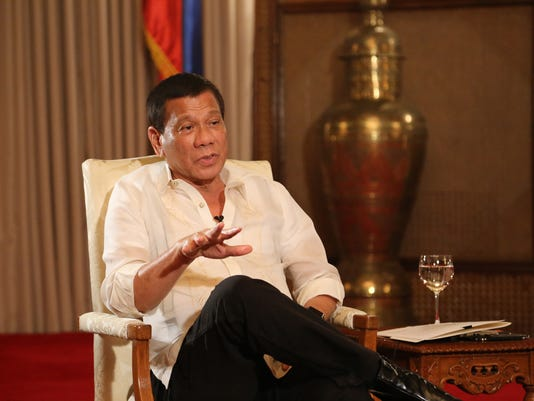 Philippine fracas: US military support in internal struggle is unwise