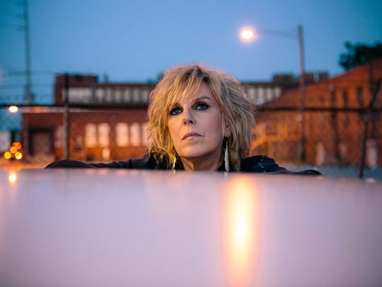 """Lucinda Williams will headline one of two """"Stars at the Shell"""" benefit concerts on Nov. 4."""