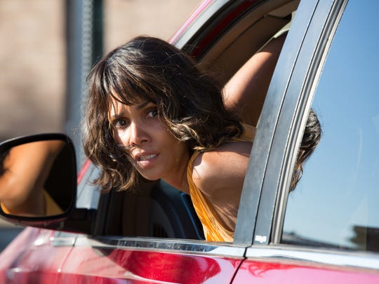 """Halle Berry in """"Kidnap."""" The movie is playing at Regal"""