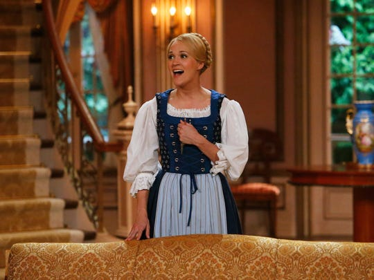 Carrie Underwood as Maria in NBC's 'The Sound of Music