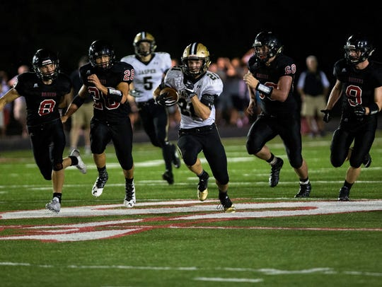 The Jasper-Southridge game is more than a Dubois County