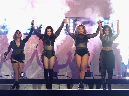 Fifth Harmony's self-titled new album is their first