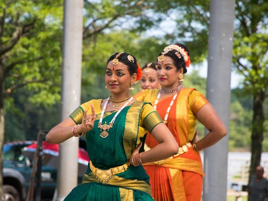 The Kalamandir Dance Group will be among the many highlights