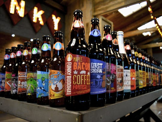 Florida's Funky Buddha Brewery was acquired by Victor-based Constellation Brands.