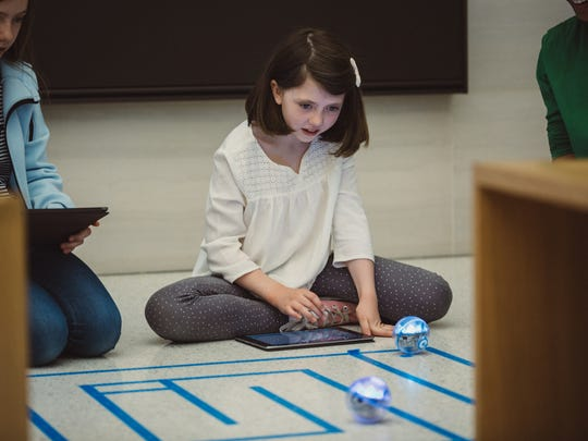 Learn to code at a young age with Apple's Swift Playgrounds,