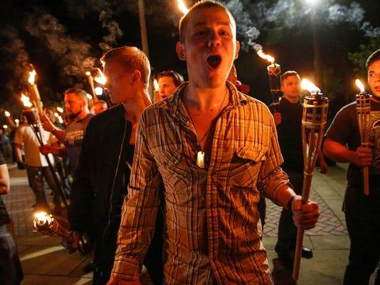 News: White Nationalist Protest