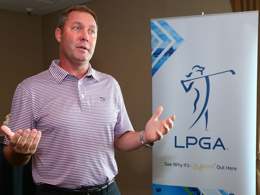 LPGA Tips & Sips Event