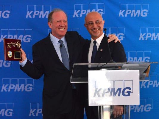 KPMG Groundbreaking