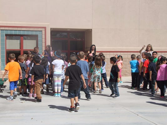 LMS students and staff