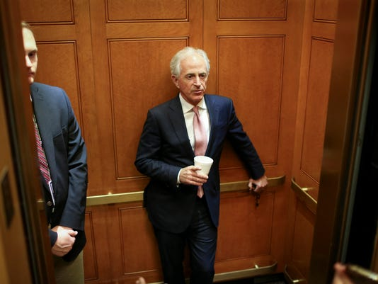 Trump lacks 'stability' and 'competence' for job, Corker says
