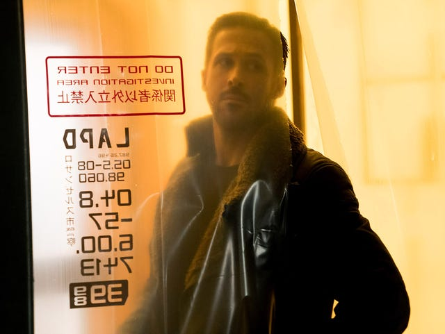 Ryan Gosling plays Officer K, an LAPD cop who uncovers
