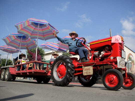 The 15th Labor Day Parade will roll down Main Street downtown Santa Paula Sept. 2.