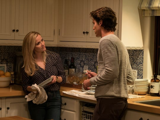 """Harry (Pico Alexander) moves into a guest house owned by Alice (Reese Witherspoon) in """"Home Again."""""""