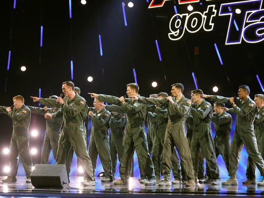 "In The Stairwell advanced to the semifinals in ""America's Got Talent,"" to air Sept. 12."