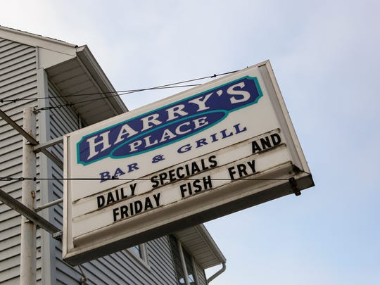 Harry's Place Bar & Grill.