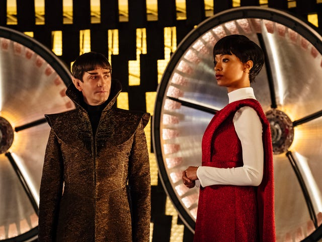 Star Trek: Discovery finds new twist to fabled Vulcan-human balance