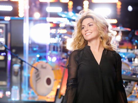 """Shania Twain served as an adviser on """"The Voice"""" last"""
