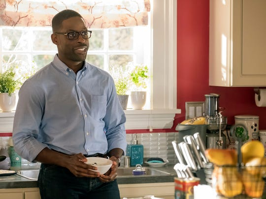Sterling K. Brown as Randall on 'This Is Us.'