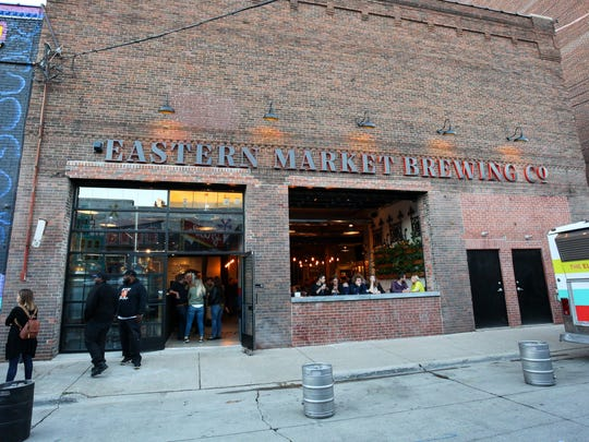 Eastern Market Brewing Company is making a Moon Mist IPA ahead of Fall Beer Festival, which will take place Oct. 26 and Oct. 27, 2018.