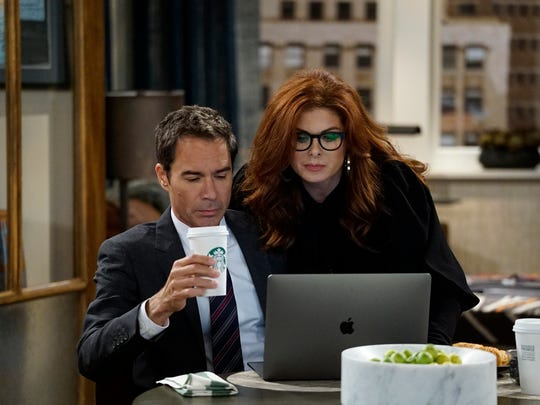 Will (Eric McCormack) and Grace (Debra Messing) have returned and 'Will & Grace' is sparking chatter.