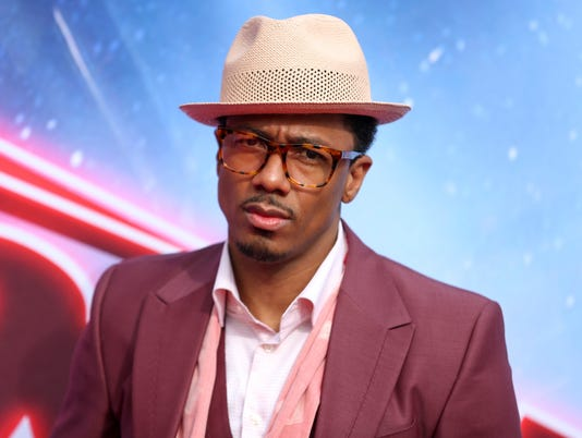 AP NICK CANNON APOLOGY A ENT FILE USA CA
