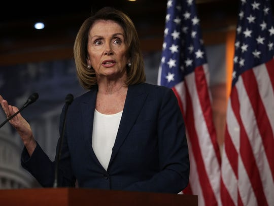 House Minority Leader Nancy Pelosi, D-Calif., has called for a House Ethics Committee investigation into Conyers' behavior.