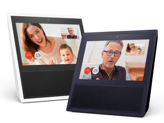 You can make video calls through Echo Show.