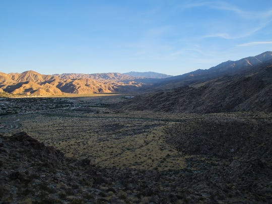Development in Oswit Canyon, photographed from the South Lykken Trail, has stalled after a group of residents collected enough signatures to put a measure on the ballot to protect the canyon, Saturday, October 7, 2017.