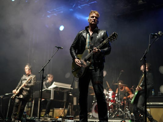Dave Grohl and Josh Homme on rock 'n' roll and their decades-long bromance