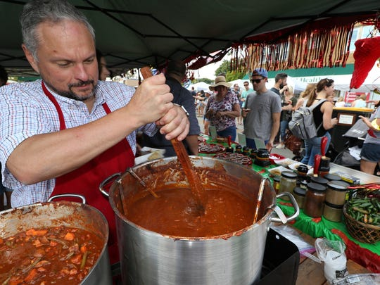 Brink Brewing hosts a chili cook-off and homebrew competition on Saturday.