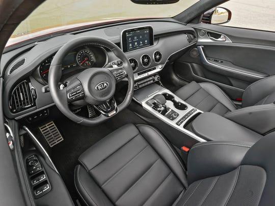 2018 Kia Stinger GT2 RWD