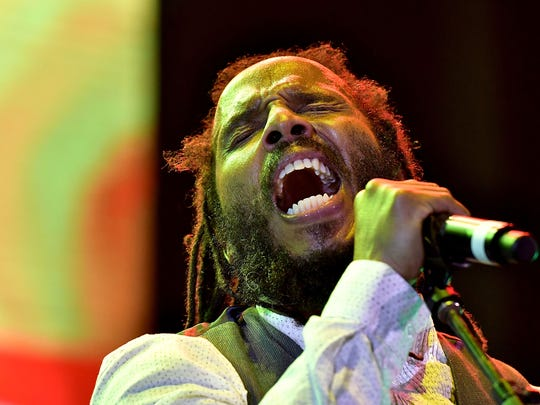 Ziggy Marley: Stone Pony Summer Stage this summer.