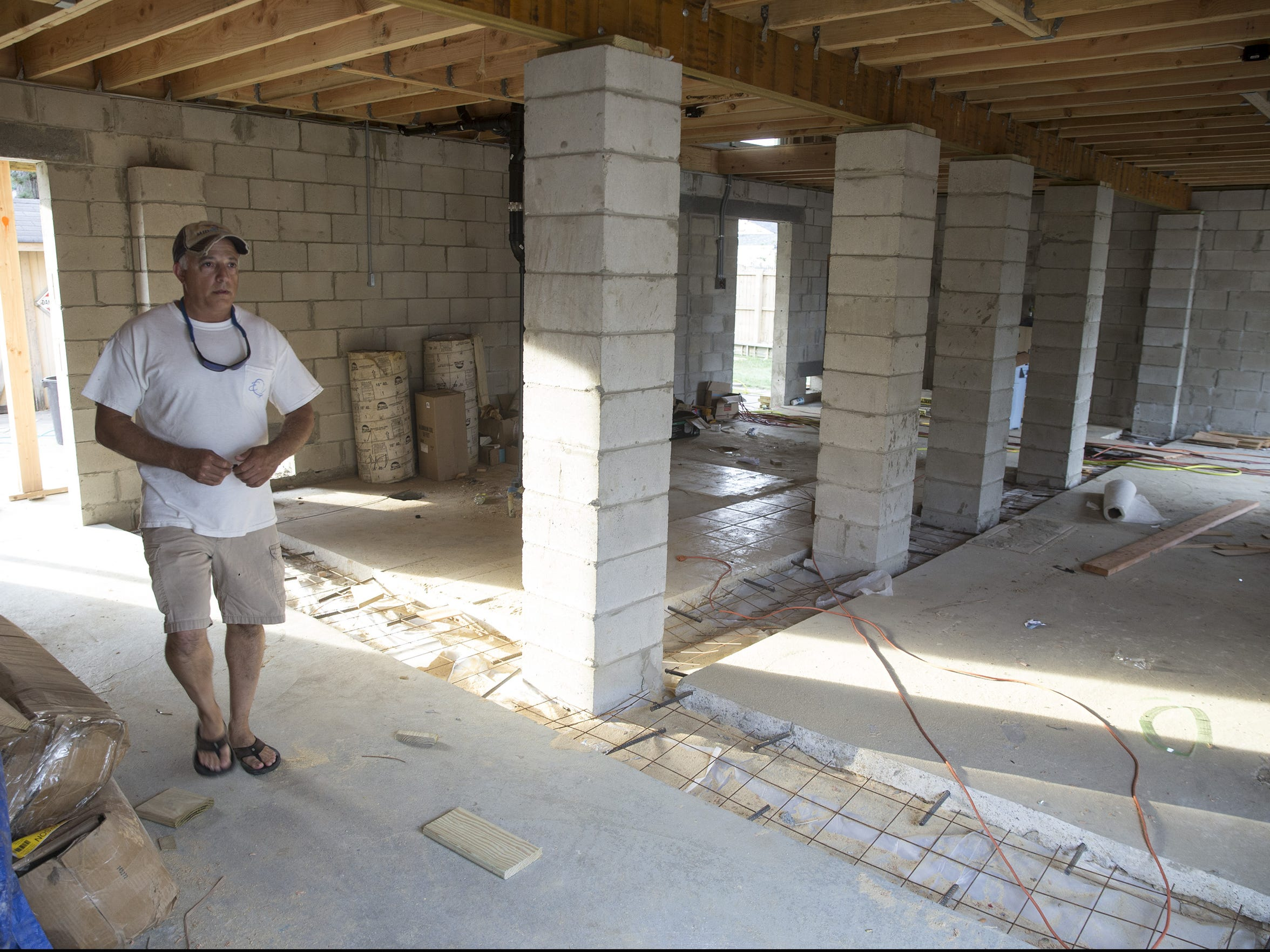 Rich Bindell and his wife Allison hired contractor