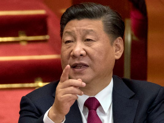 Xi Jinping China President Communist Party