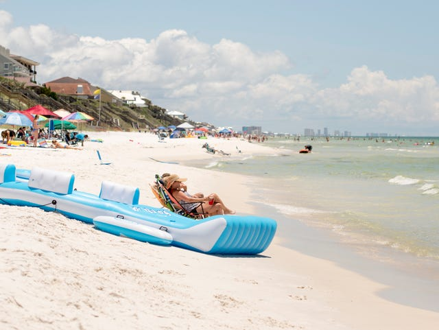 Who owns Florida's beaches? Not who you think