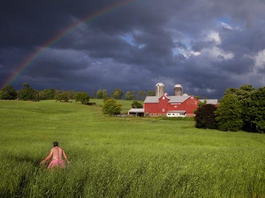 Rainbow. Chester, New York