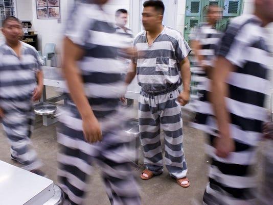 Maricopa County inmates