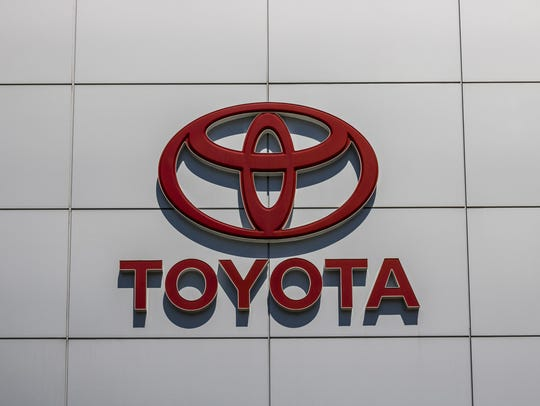 Toyota first arrived in the U.S. 60 years ago much