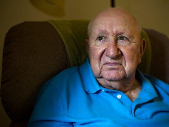 Sgt. Matthew Murphy, 92, of Binghamton, was a Prisoner