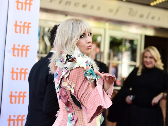 """The World Premiere Of Gaga: Five Foot Two"""" During The Toronto International Film Festival"""